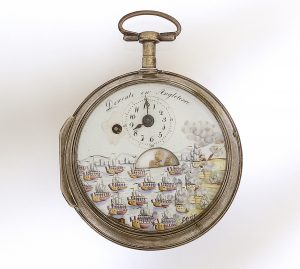 Nelsons Pocket Watch. Copyright Royal Museums Greenwich