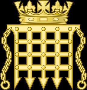 Beaufort Portcullis Badge of the Tudors