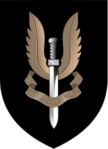 SAS Emblem