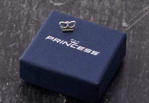Princess Yachts lapel pin