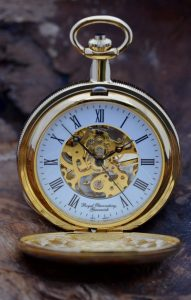 The Greenwich Meridian Pocket Watch